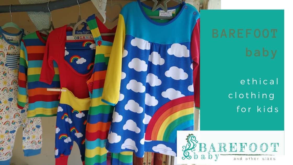 Barefoot Baby – ethical clothing for kids