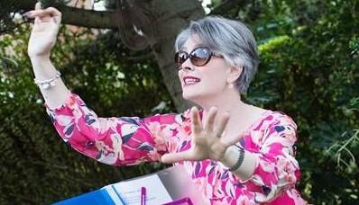 Kari Olsen-Porthouse – the liberty singer
